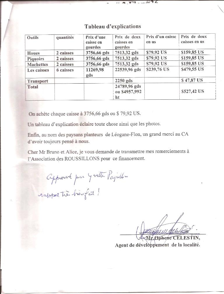 rapport outils feuil2